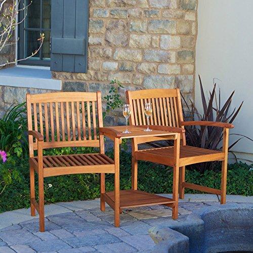NFusion Carolina Eucalyptus Adjoining Chair product image
