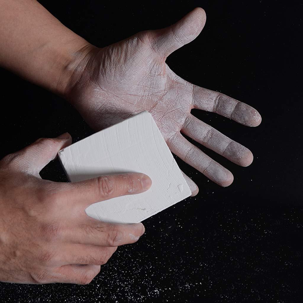 SIQIMI Gymnastikkreide Gewichtheben Pulver rutschfest f/ür Fitnessstudio Magnesiumkarbonat