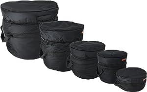 Gearlux 5-Piece Drum Bag Set