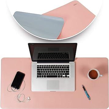 Game Desktop Rubber Table Computer Desk Mat Keyboard Laptop Cushion Mouse Pad