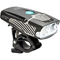 NiteRider Lumina Dual 1800 Rechargeable MTB Road Commuter Twin LED Bike Light Powerful Lumens Water Resistant Bicycle…