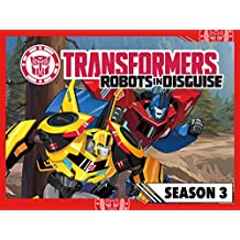 Transformers: Robots In Disguise - Season 3