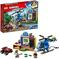 LEGO Juniors Mountain Police Chase 115-Pc. Building Kit