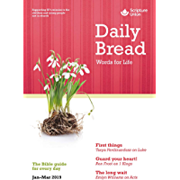 Daily Bread: January–March 2019