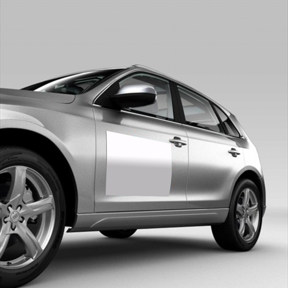 16 x 24 car door magnets magnetic signs blank car magnets plain white vinyl amazon com