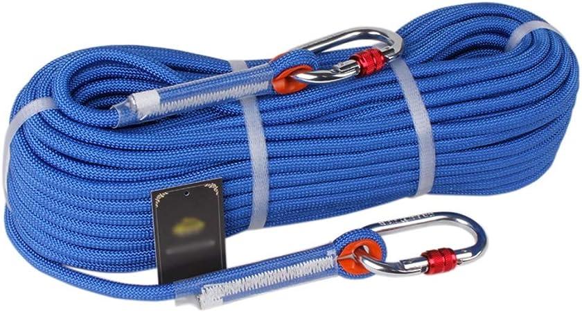 HaiShan Cuerda PSZ1, Cuerda, 9 mm Escalada al Aire Libre ...
