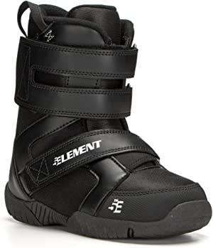 5th Element ST Mini Velcro Kids Snowboard Boots