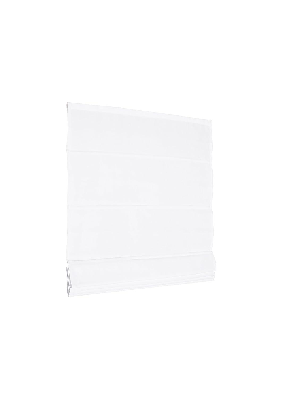 Basic Store bateau blanc plissé 120x 240cm–Mega Choix–Dimensions 11et 7couleurs dans notre boutique–Rideau store pliant 2016