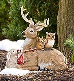 Cheap Buck and Friends Sculpture