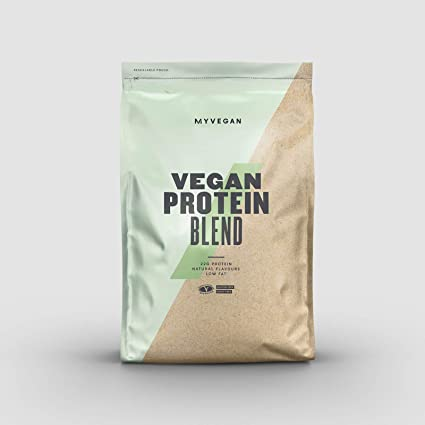 MyProtein Mezcla Vegana, Sabor Chocolate Suave - 2500 gr