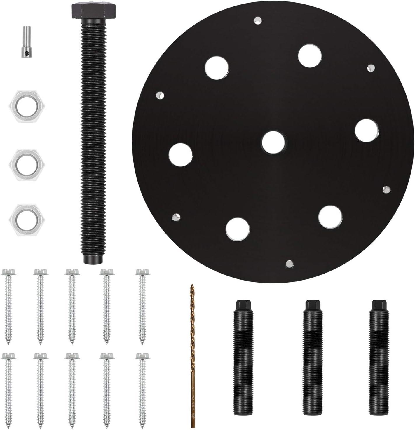 Cummins ISX QSX Rear Oil Seal Installer /& Remover OEM Tool 3164780 Alternative