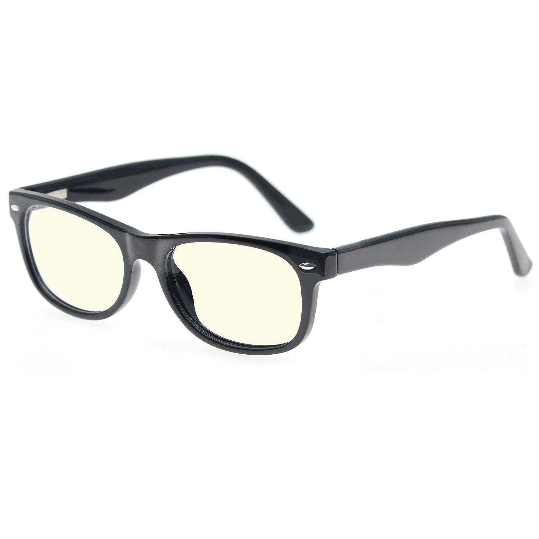 Modfansコンピュータ老眼鏡2.0男性女性ブルーライトブロッキングスプリングヒンジアンチブルーライトUV保護アンチグレアメガネケースが含まれる   B07L8Y6149