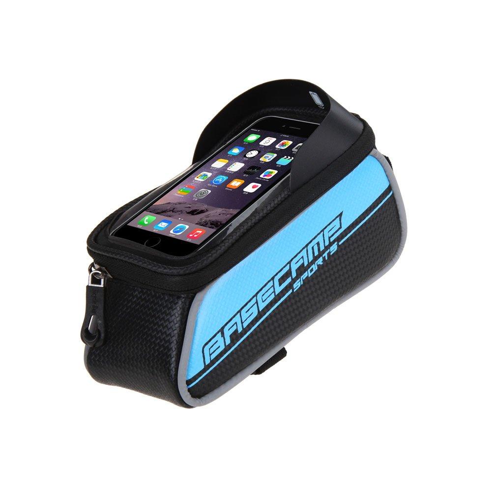 speedspo Wasserdicht Fahrrad Rahmentasche, unten 6.0 Zoll (Blau ...