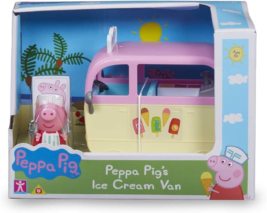 Peppa Pig - Playset Heladería de Peppa Pig: Amazon.es: Juguetes y ...