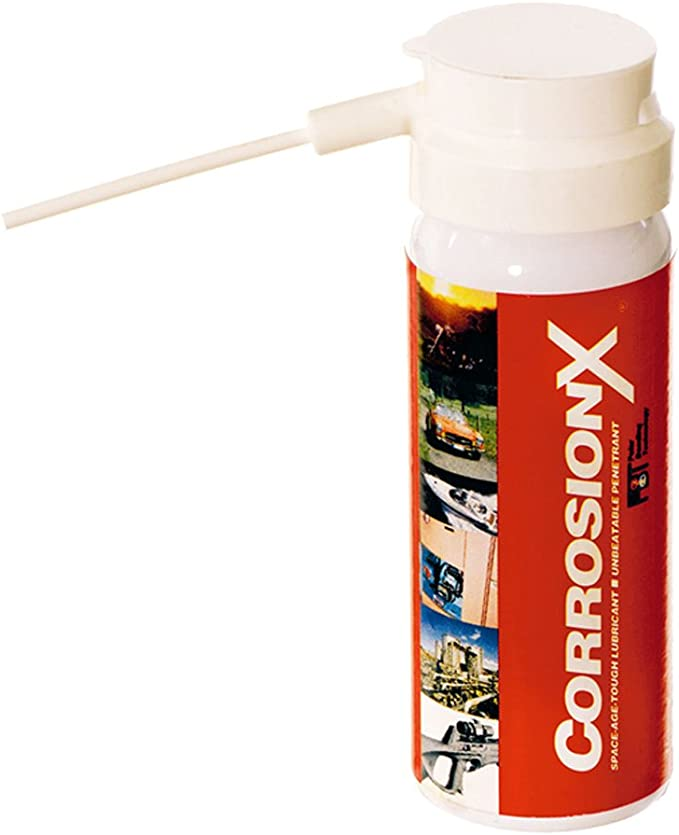 Scandex Corrosionx Korrosionsschutz Kontaktpflege Kriechöl 50ml Sport Freizeit