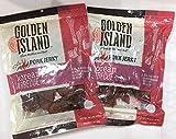 Golden Island Korean BBQ Pork 14.5 Ounce(Pack of 2)