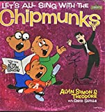 Let's All Sing With The Chipmunks - 1961 LP