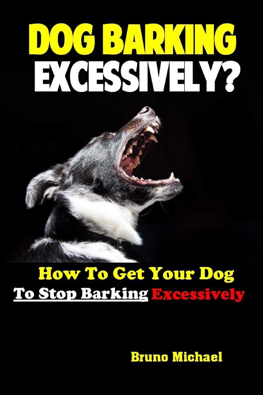 Dog Barking Excessively Your Stop product image