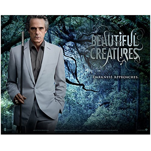 2013 Pack Approach (Jeremy Irons 8 inch x 10 inch Photograph Beautiful Creatures (2013)