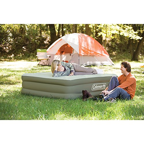 Campingaz Maxi Comfort Raised King - Camas - Beige/Oliva 2019: Amazon.es: Deportes y aire libre