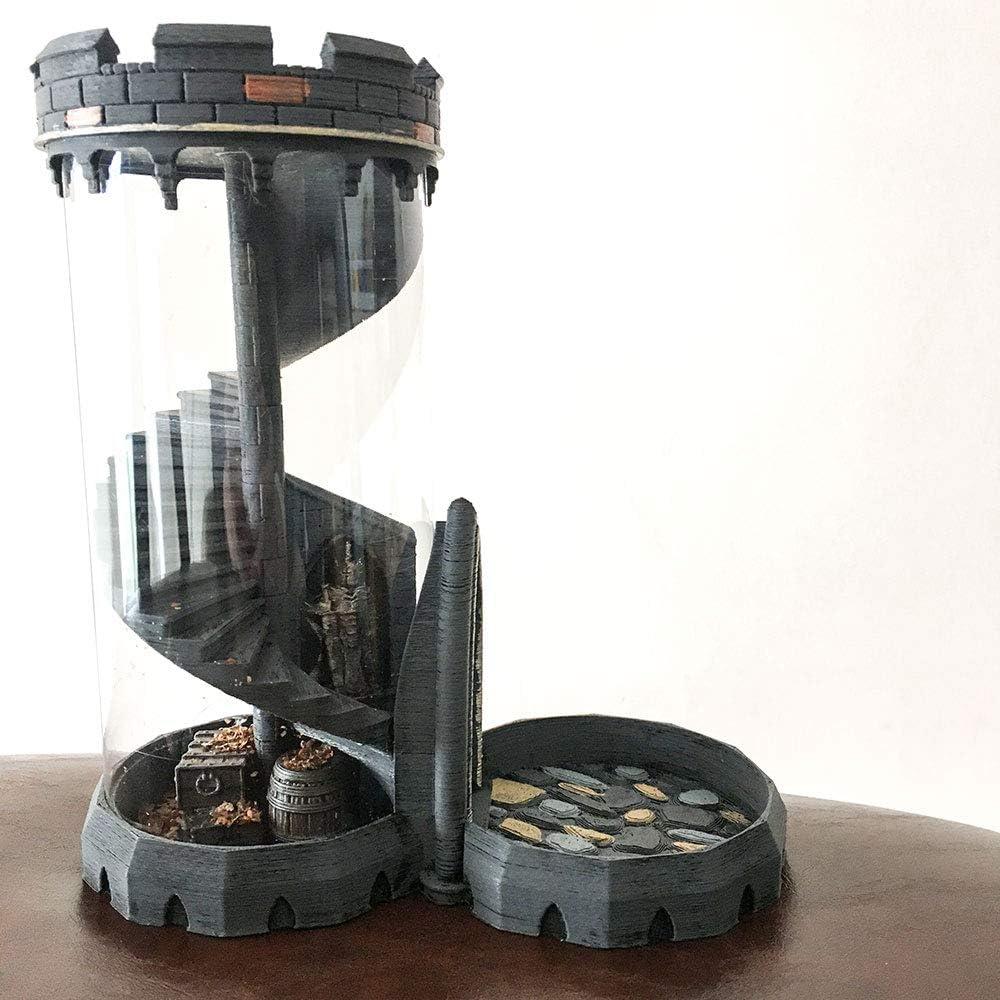 Multi Blackfire BF07684 Dice Tower-Royal Twister