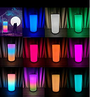USB Rechargeable Flashlight Bedroom Table Lamp with Motion Sensor Color Changing Mood Light for Boys Girls Room Decor /& Nursery Sivton Portable Night Light for Kids and Adults