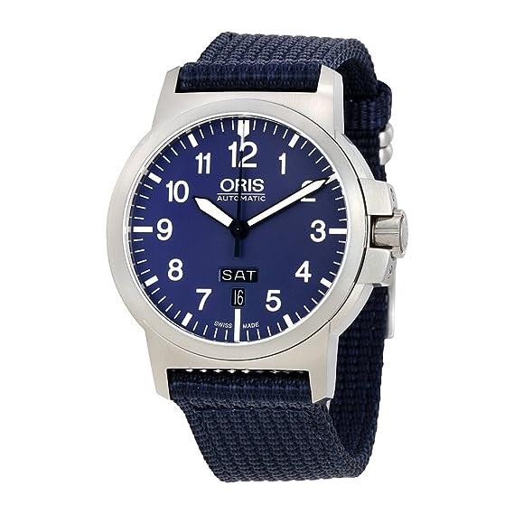 Oris BC3 Reloj de hombre automático 42mm 01 735 7641 4165-TSNVY: Amazon.es: Relojes