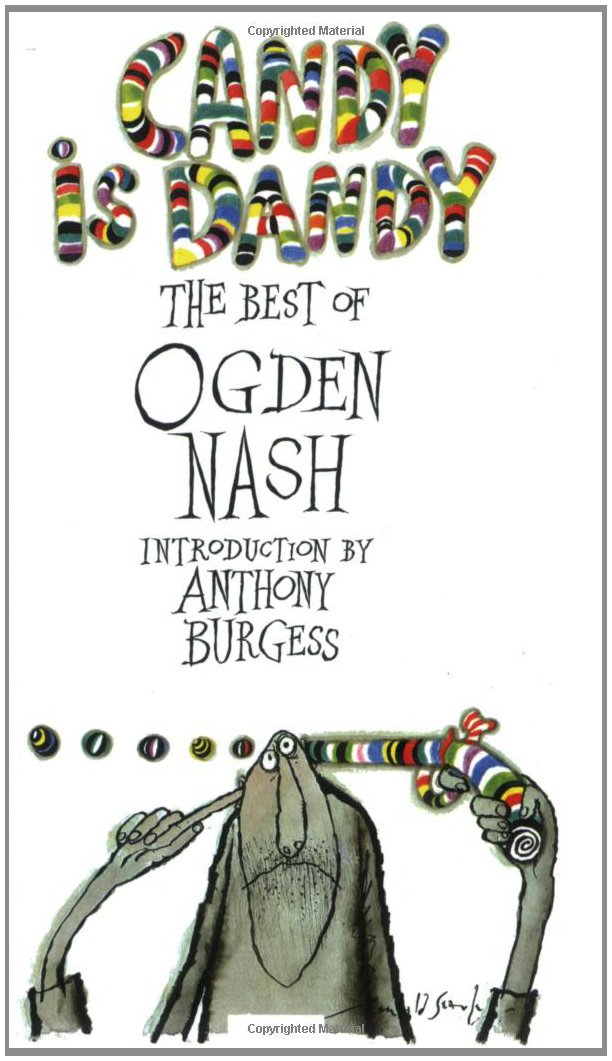 Candy Is Dandy The Best Of Ogden Nash Ogden Nash 9780233988924
