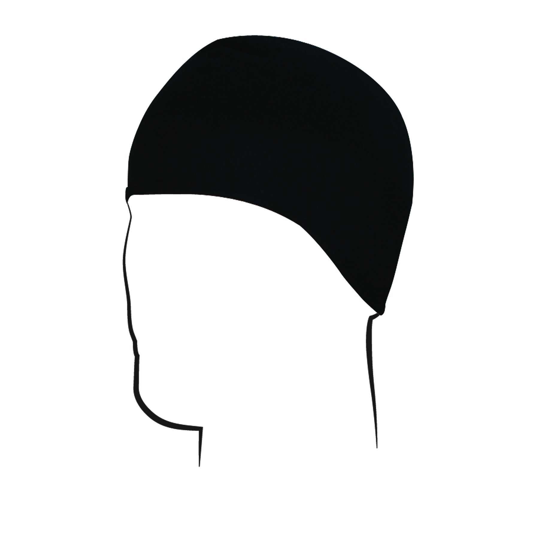 Zanheadgear WHLC114 Skull Cap Helmet Liner