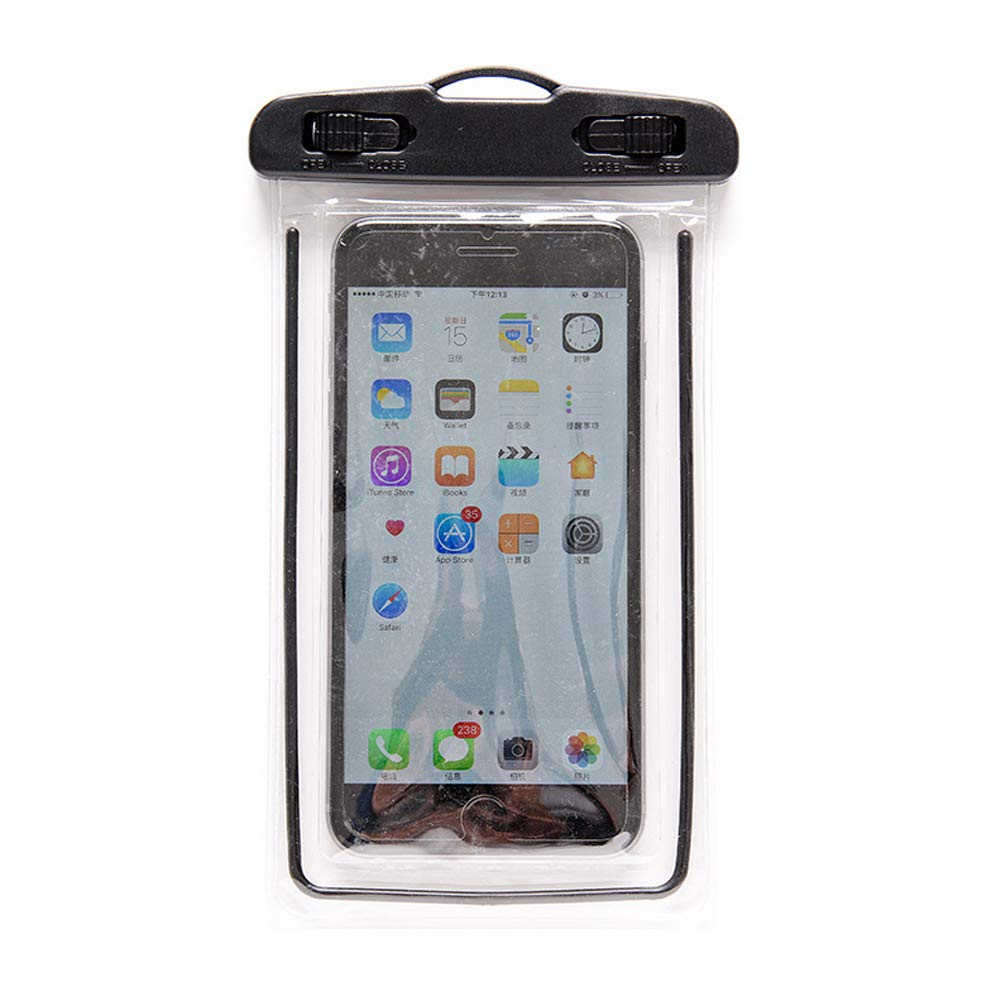 Universal Waterproof Case Waterproof Pouch Dry Bag for iPhone X iPhone 8/7 Plus and most Android phones