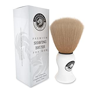 Shaving Brush - Gentlemans Face Care Club Shave Brush For Your Closest Ever Shave