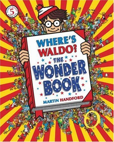 Price comparison product image Where's Waldo The Wonder Book