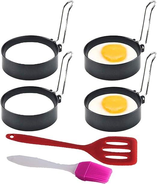 Kitchen Pancake Round Shape Frying Egg Mold Ring Cooking Shaper
