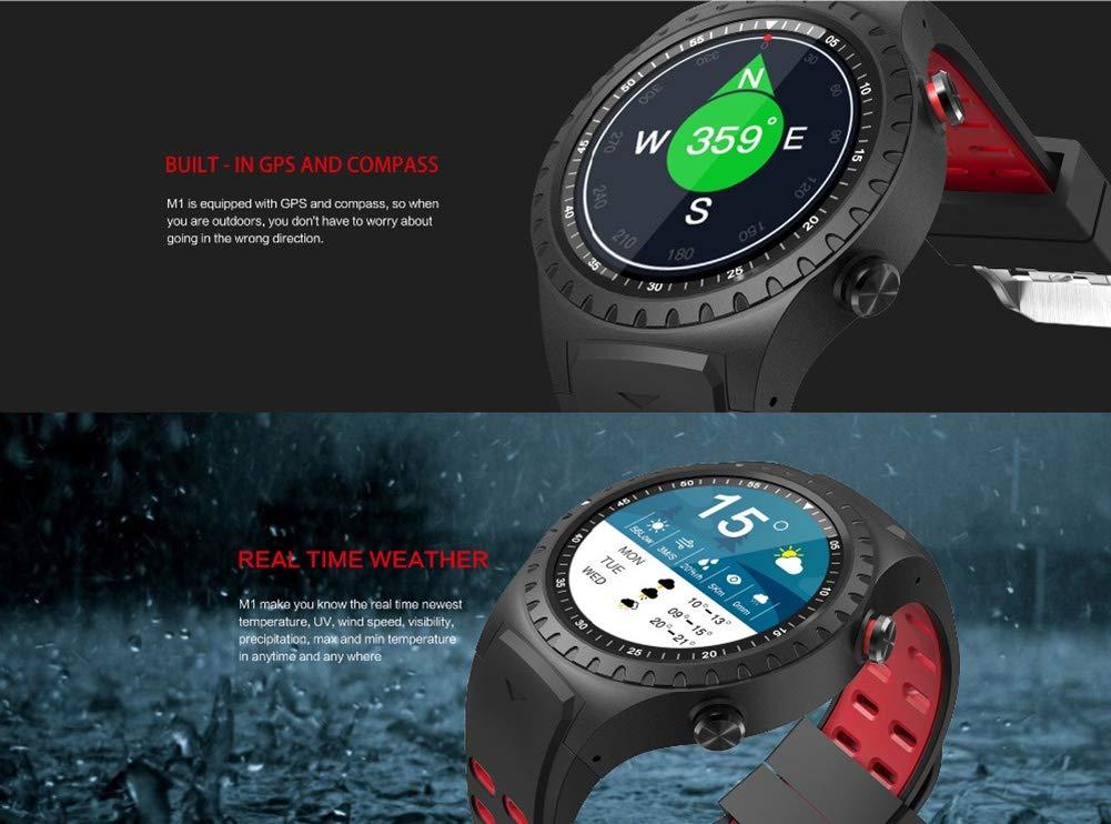 LEMFO M1 Smart Watch Soporte Micro Tarjeta SIM Bluetooth Dial ...