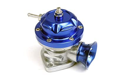 Universal Blue BOV-RS Type-RS Turbo Blow Off Valve BOV Open Box