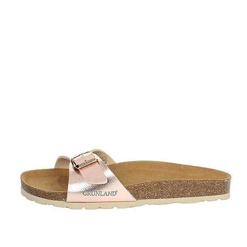 nuovo stile e lusso offrire sconti prezzo di strada GRUNLAND CB2382-40 Ciabatte Donna: Amazon.it: Scarpe e borse