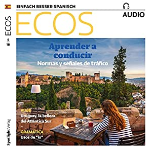 ECOS audio - Aprender a conducir. 4/2018 Hörbuch