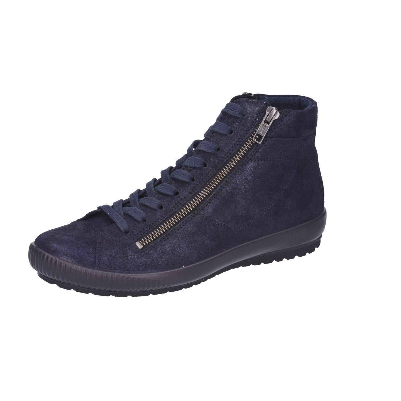 Legero Blau Damen Tanaro Hohe Sneaker, Blau Legero (Pacific 80 80) be96a4