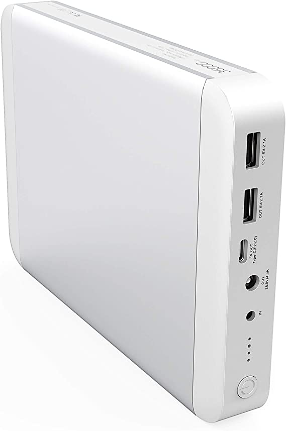 Amazon.com: POWEROAK - Cargador portátil para MacBook ...