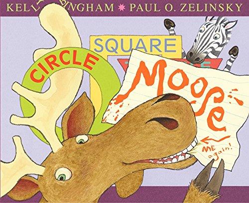 Download Circle, Square, Moose pdf epub
