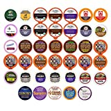 Kyпить 40-count BOLD & DARK ROAST COFFEE Single Serve Cups For Keurig K Cup Brewers Variety Pack Sampler (Bold Sampler) на Amazon.com