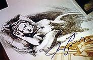 "Titanic Jack's""Drawing"" Facsimile Signature of"