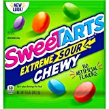 NEW Sweetarts Candy Extreme Sour Tangy, Chewy Sours Candy - 3.5 oz (1)