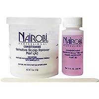 Nairobi Conditioning Sensitive Scalp Relaxer SINGLE Application.