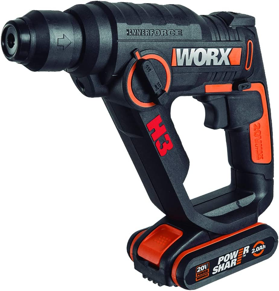 WORX WX390.5 Martillo 20 V