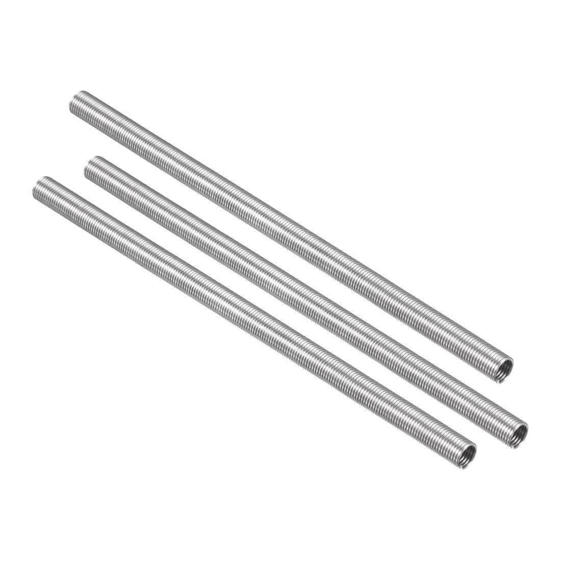 uxcell Heating Element Coil Wire AC220V 1200W AC110V 300W Kiln Furnace Heater Wire 5.6mm480mm 15pcs