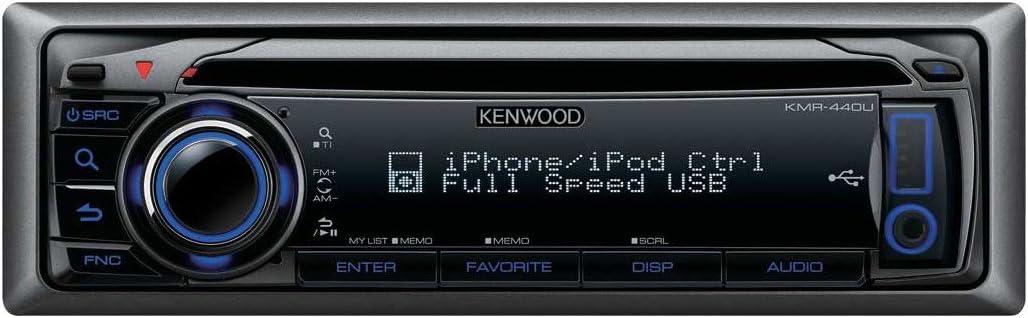 Kenwood Kmr 440u Elektronik