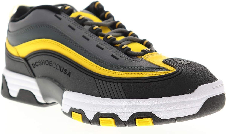DC Shoes Mens Legacy Low Top Sneaker