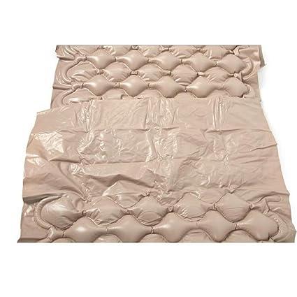 HUWAI Colchones Anti-escaras Colchón para Terapia en Burbujas de Aire colchón de presión con Bomba Colchón antiescaras para Cama de colchón de Aire para el ...