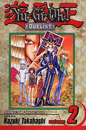 Yu-Gi-Oh!: Duelist #2 VF/NM ; Viz comic book